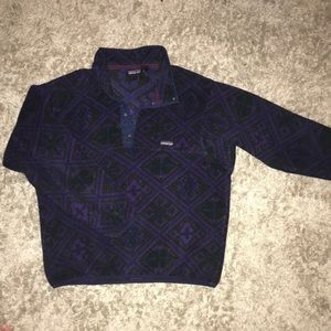 Other - Vintage Patagonia Synchilla Snap-T fleece pullover